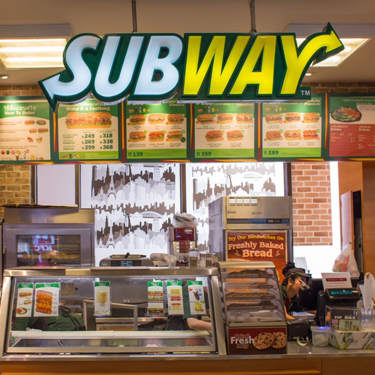 Name All Fast Food Restaurants