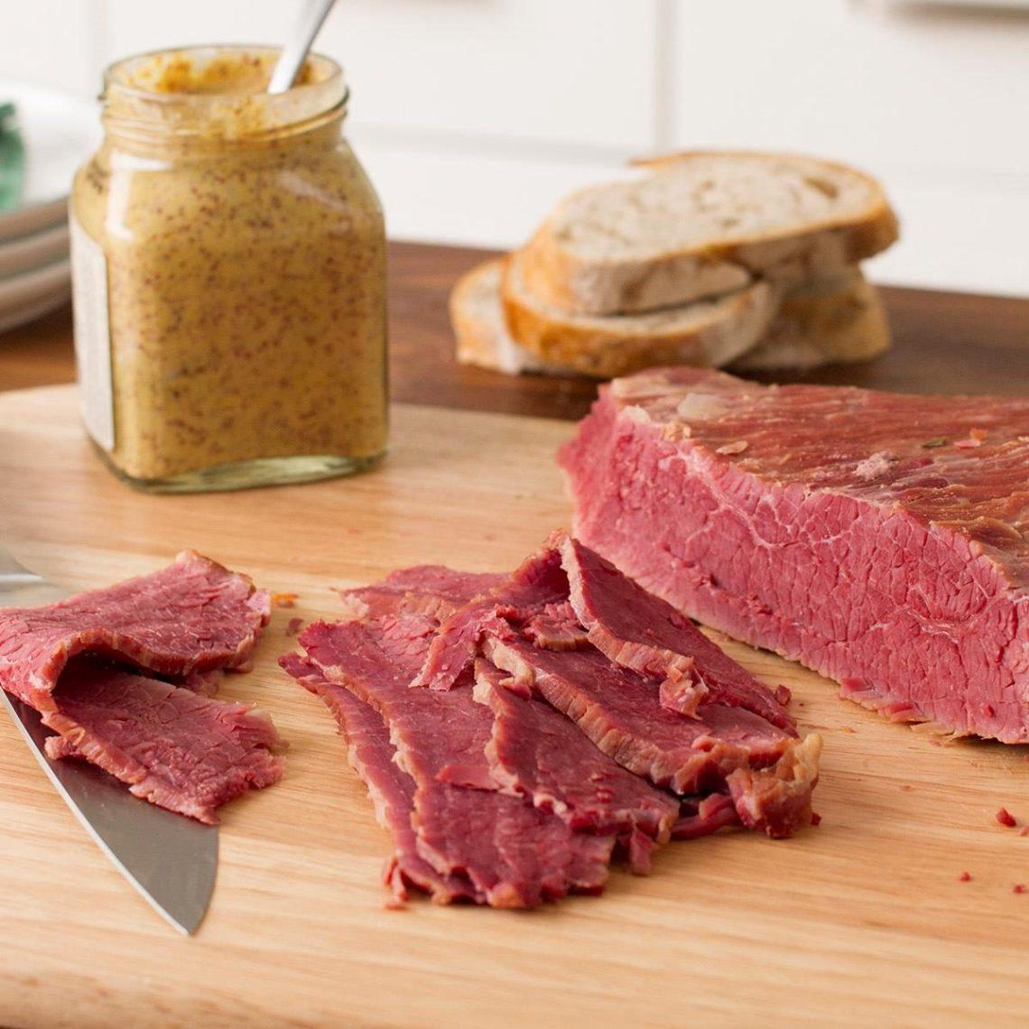 Homemade Corned Beef Recipe | Taste of Home