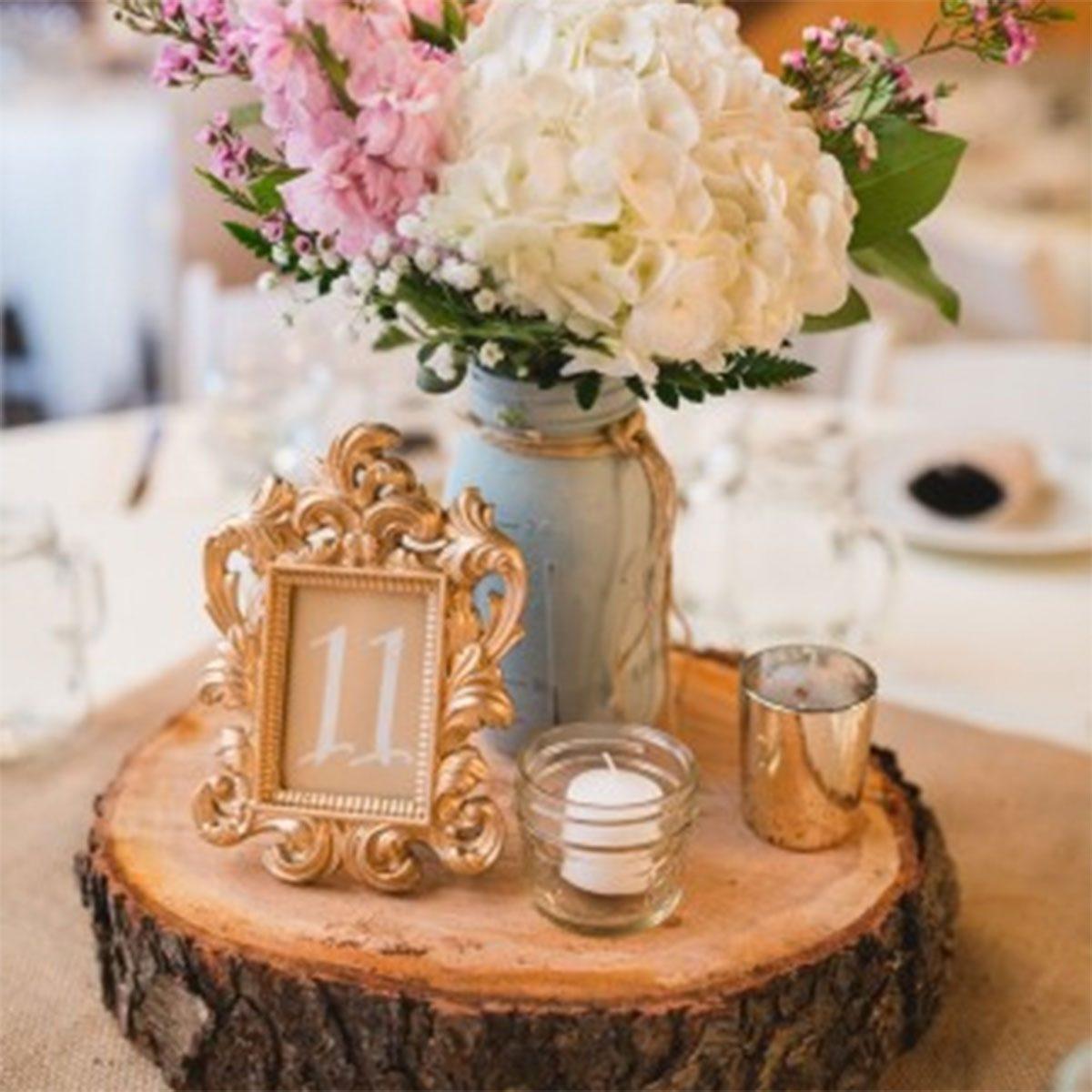 12 crafty ideas for diy table centerpieces