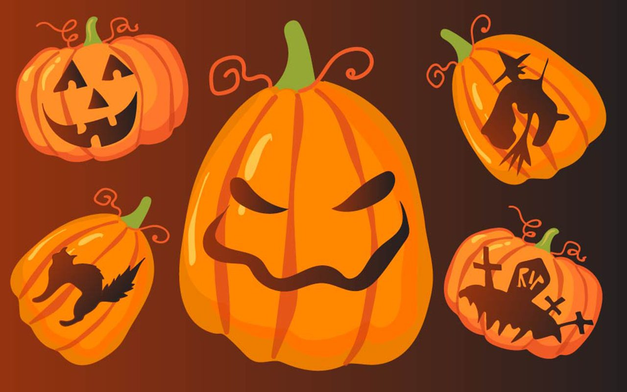 31 Free Pumpkin Carving Stencils To Take Your Jack O