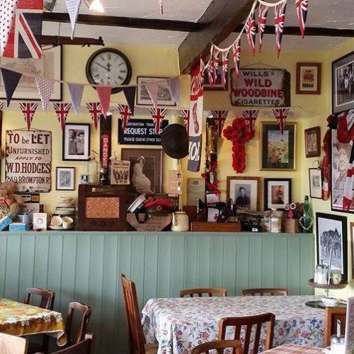 Lady Scarlett's Tea Parlour