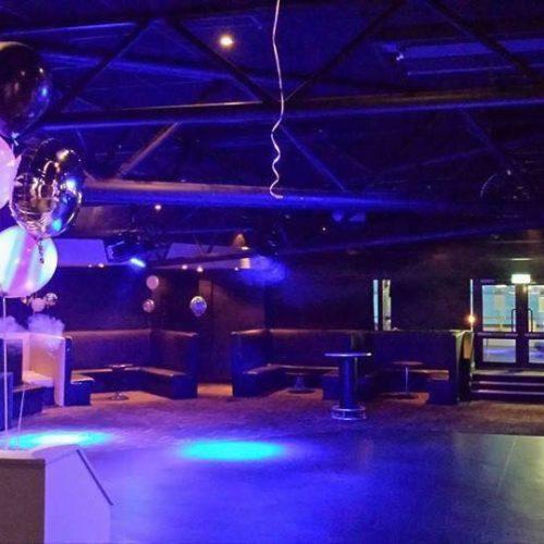 The Balcony Nightclub