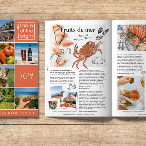 Taste of the Wight 2019 - Issue 2