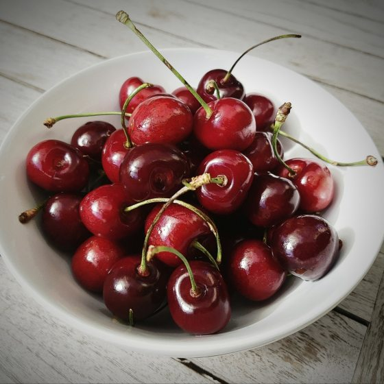 It's National Cherry Day!