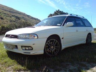 015 - Subaru Legacy GTB