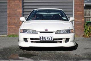 022 - Honda Integra Type R