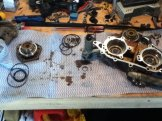 Disassembled Vanos
