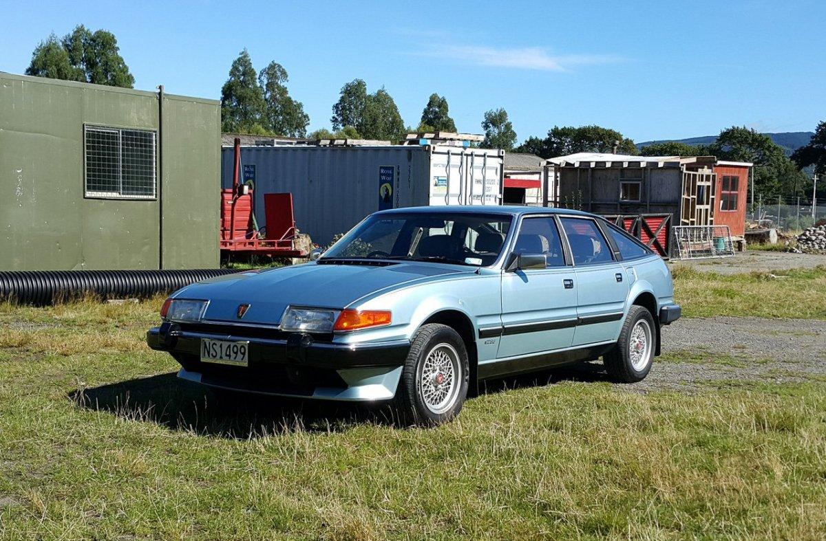 Speeduino  U2013 Rover Sd1  Quirky Tuning  U2013 Tastes Like Petrol
