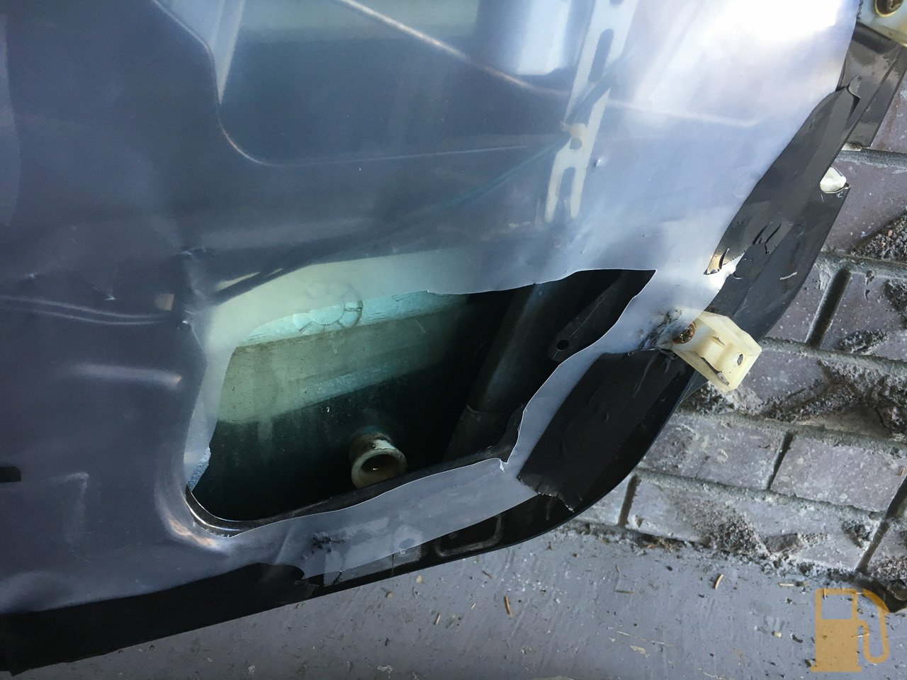 Oh and if you make a new barrier don\u0027t forget to cut this bit out or the door card won\u0027t go on. & Mazda MX5 NB Fixing The Door Cards \u2013 Tastes Like Petrol Pezcame.Com