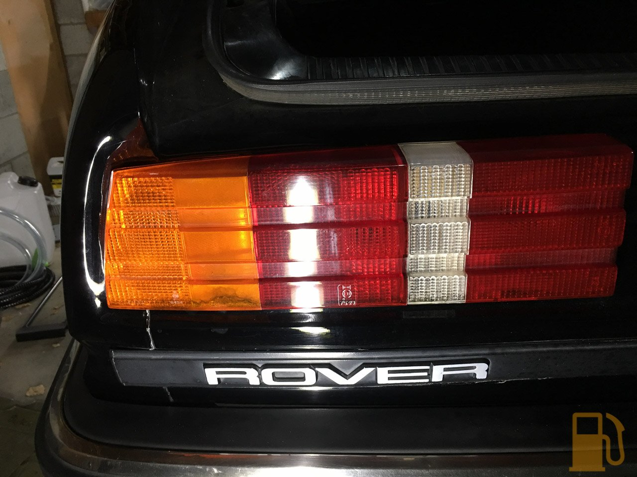 Rover Vitesse, WOF and Fuel Pump Replacement – Tastes Like