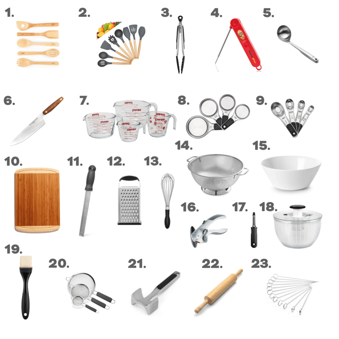 Favorite Non Toxic Kitchen Utensils And Small Gadgets Tastes Lovely