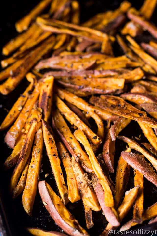 spicy-baked-sweet-potato-fries