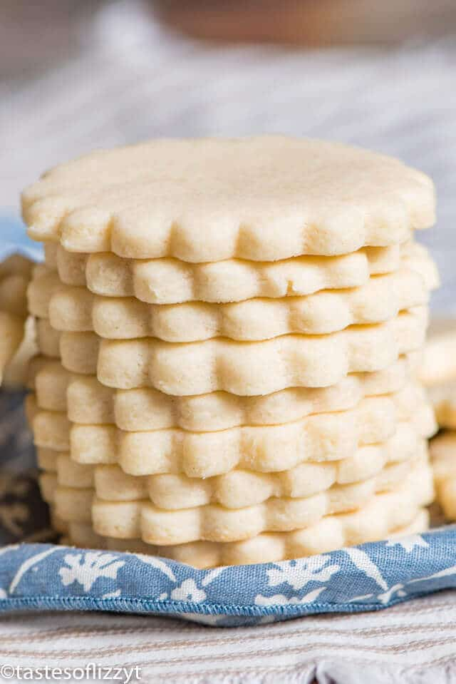 Cream Cheese Sugar Cookies {Easy Cut Out Sugar Cookie with Frosting}