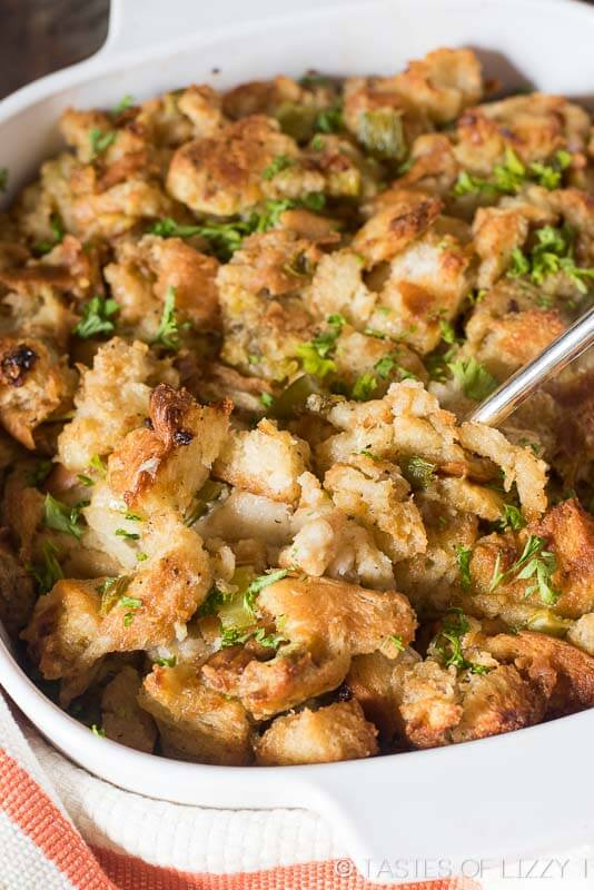 Grandma s Thanksgiving Turkey Stuffing  Long Time Family Recipe  My Grandma s Thanksgiving Turkey Stuffing has stood the test of time  This  buttery  savory