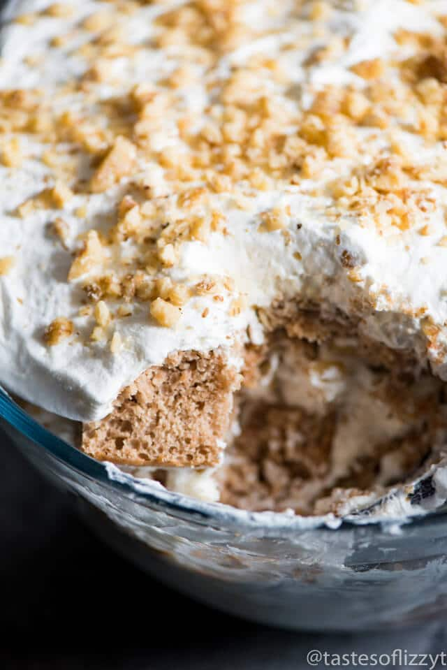 Carrot Cake Trifle - Easy Dessert Recipe