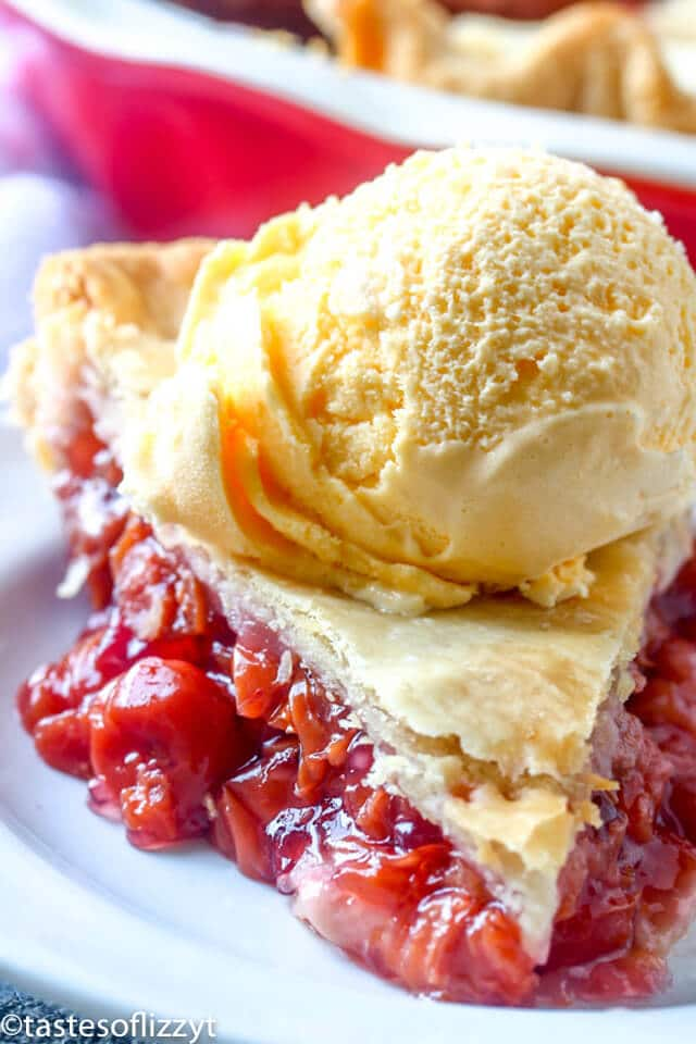 easy sour cherry pie recipe