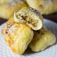 Pumpkin Cream Cheese Pastries {Easy Sweet Breakfast Recipe}