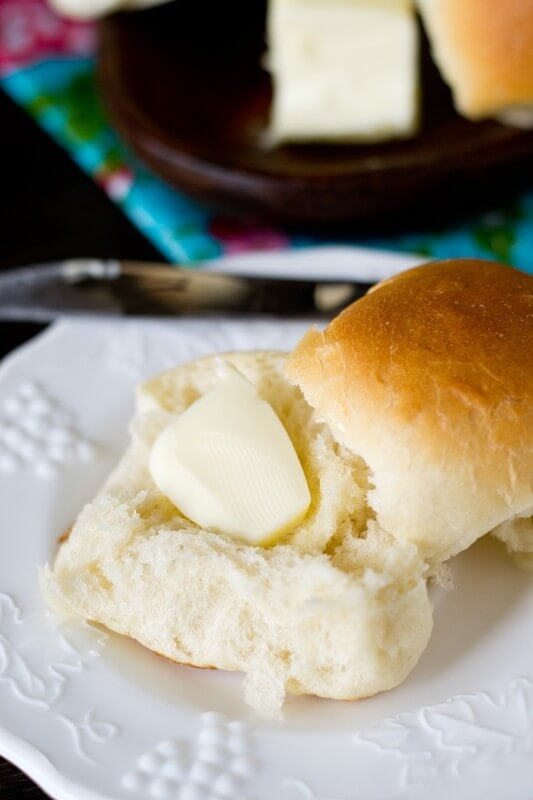 Serve freshly baked rolls at short notice with these Homemade Brown 'n Serve Rolls. They're soft and fluffy with a golden brown top.