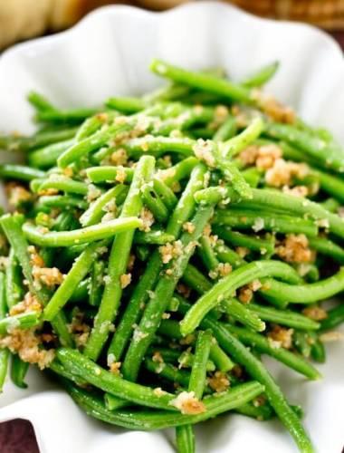 the best green bean recipe