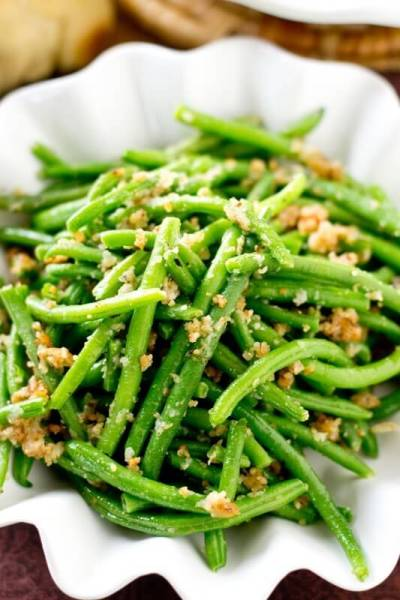the best green bean recipe