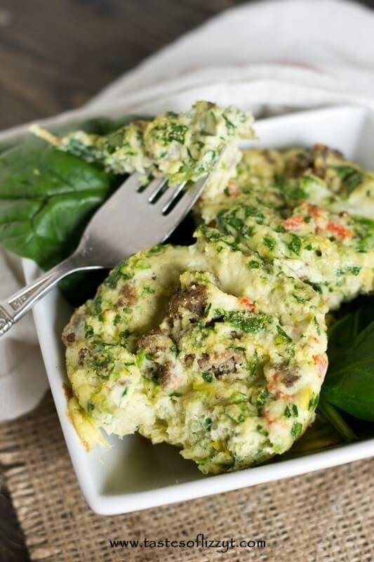 Paleo Sausage Egg Muffins Recipe 8