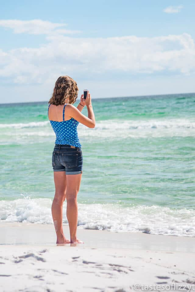 Vacationing in Destin, Florida in December