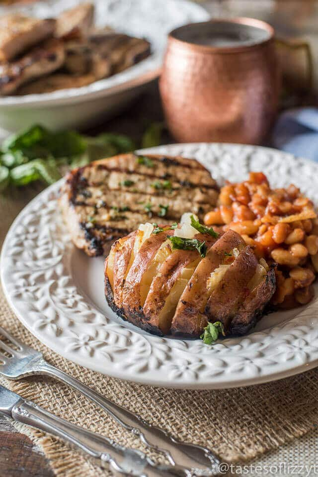Grilled-Baked-Potatoes-with-onions