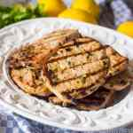 juicy grilled pork chops