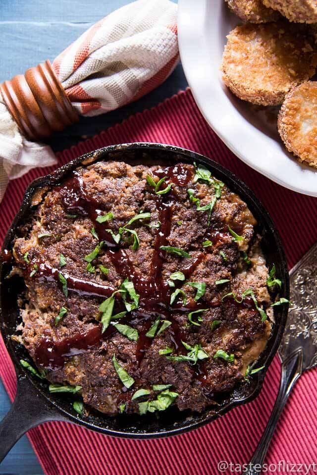 easy-skillet-meatloaf-recipe