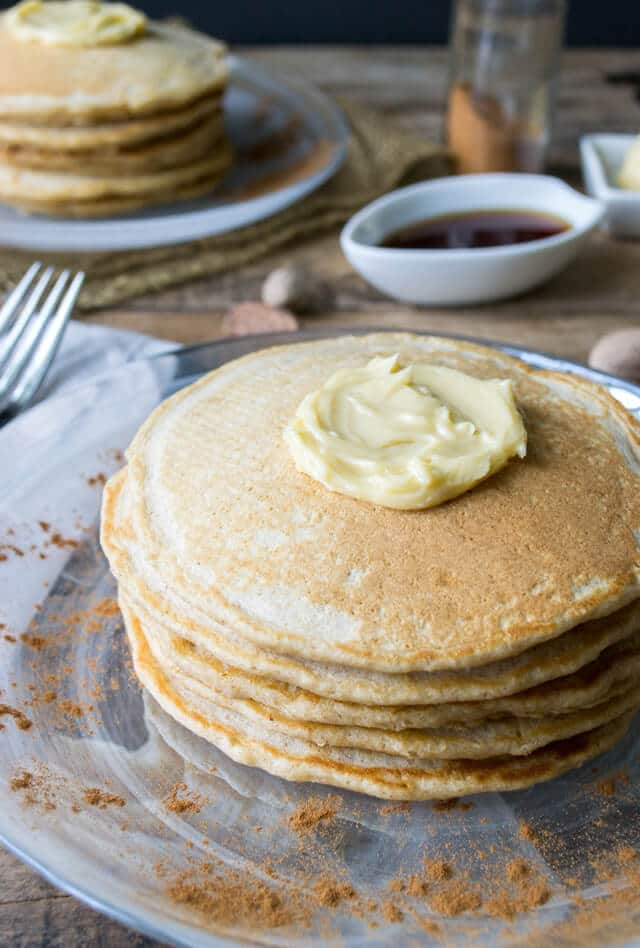 cinnamon-pancakes