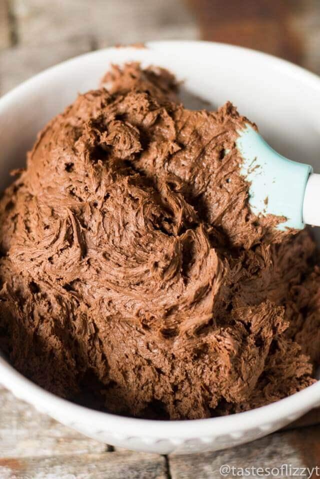 Best Chocolate Frosting Recipe {The Fudgiest, Creamiest, Chocolate
