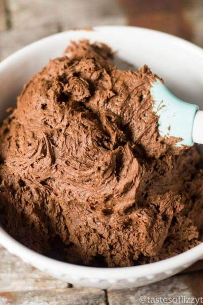 Best Chocolate Frosting Recipe