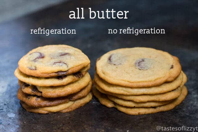 Butter vs Shortening in Cookies - Which bakes better?
