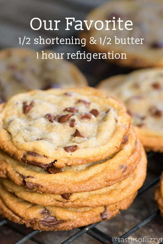 Can you substitute butter for shortening in a cookie recipe