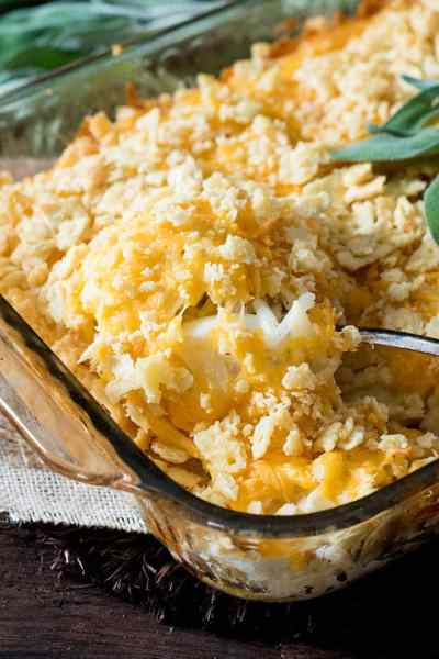 Egg Potato Casserole