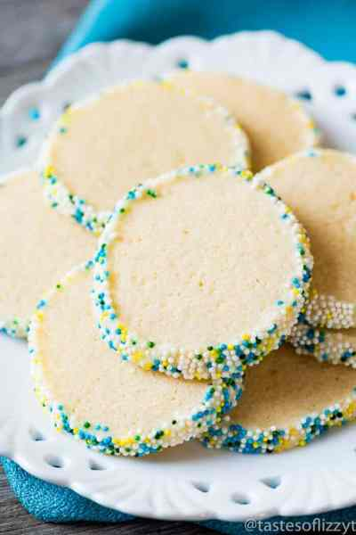 Refrigerated Sugar Cookies