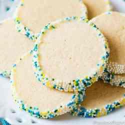 Refrigerated Sugar Cookies Recipe