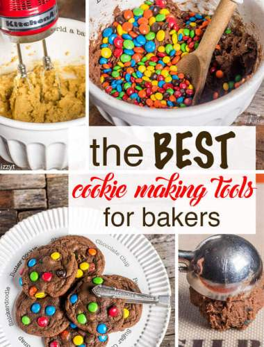 If you love baking, here are the best cookie making tools for the home baker. Make gorgeous cookies, every time with quality kitchen utensils.