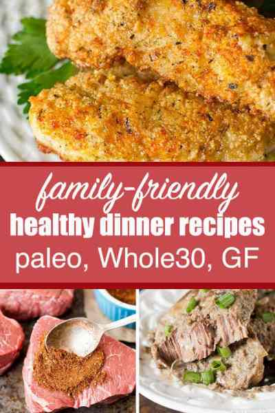 Whole30 Dinner Recipes