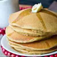 christmas spice pancakes recipe