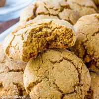 how to make molasses cookies