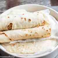 soft tortilla recipe