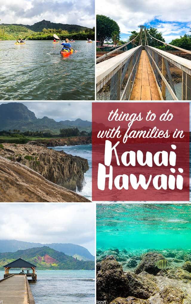Things To Do In Kauai Hawaii {Hiking, Parks, Beaches And