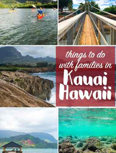 If you are taking your family to Kauai, Hawaii, you need to be prepared in advance with all of the many different ideas there are of activities! Here are our favorite things to do in Kauai including beaches, luaus and hiking.