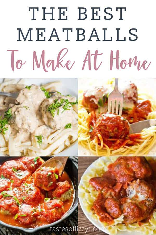 The Best Meatball Recipes to Make At Home