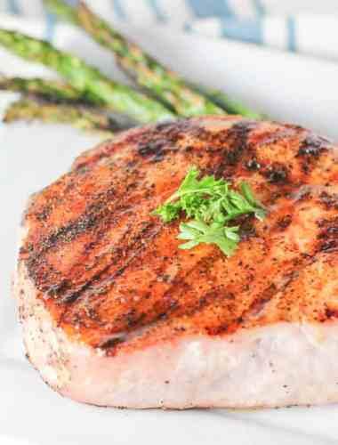 easy pork chop dinner recipe