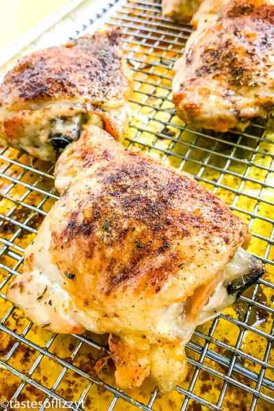 How to make Baked Chicken Thighs