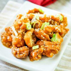 General Tso's Chicken Recipe square image