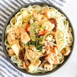 bowl of Chop Suey