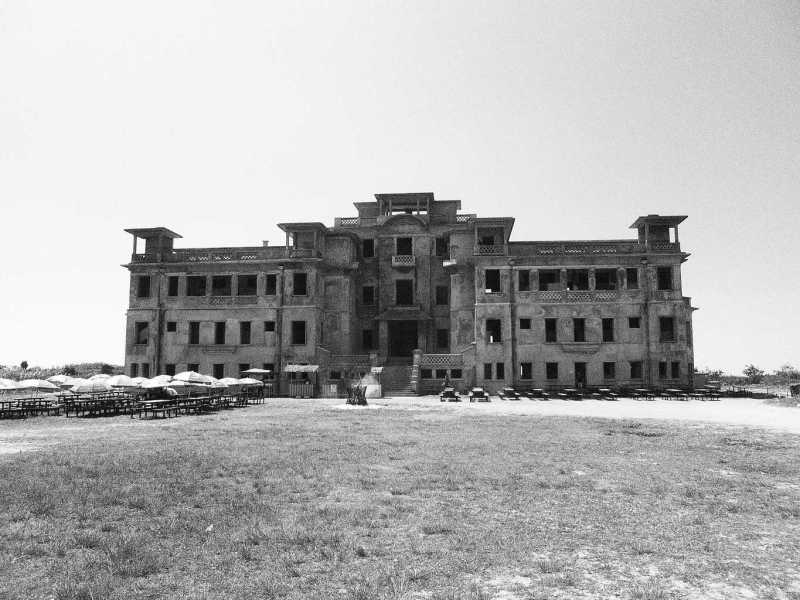 The Ghost's of Bokor Mountain
